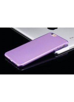 TPU Gel Case Cover for iPhone 6 4.7 - Purple