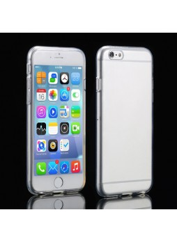 iPhone 6 TPU Gel Case Cover - Clear
