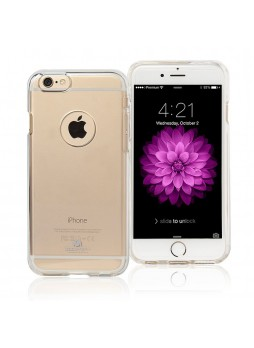 Korean Mercury Clear Durable TPU Gel Case for iPhone 6