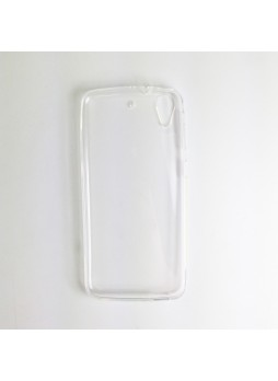 TPU Gel Case for HTC Desire 626/628 Clear