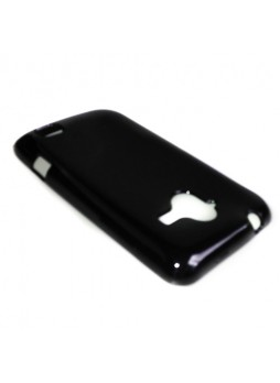 TPU Gel Case Cover for Telstra Frontier 4G - Black