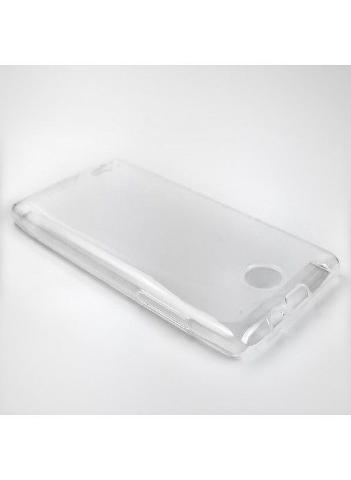pretty nice 248bc 6cfc3 Telstra Tempo T815 TPU Gel Case Cover - Clear