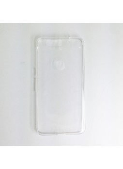 TPU Soft Gel Back Case for Huawei Nexus 6P Clear