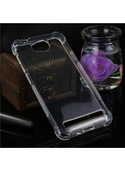 TPU Gel Case Cover For Huawei Y3 II - Clear