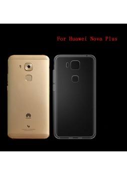 TPU Gel Case Cover For Huawei Nova Plus - Clear