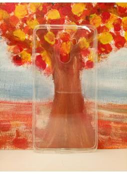 TPU Soft Gel Case for Huawei Mate 9 - Clear