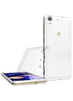 Soft TPU Gel Jelly Case For Huawei Y6 II/ Honor 5A Clear