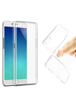 TPU Gel Case Cover For Oppo R11 - Ultra Clear