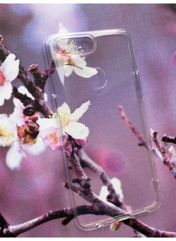TPU Gel Case For Oppo R11s - Clear