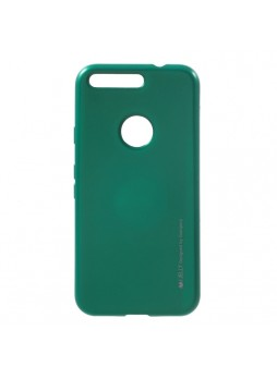 Mercury Goospery iJelly Gel Case For Google Pixel - Green