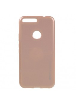 Mercury Goospery iJelly Gel Case For Google Pixel - Rose Gold