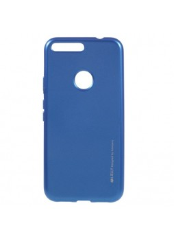 Mercury Goospery iJelly Gel Case For Google Pixel XL - Blue