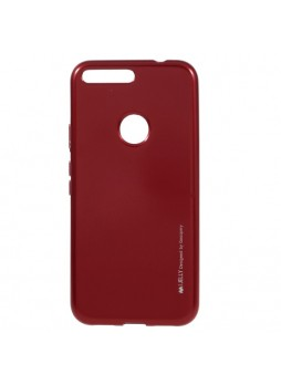 Mercury Goospery iJelly Gel Case For Google Pixel XL - Red