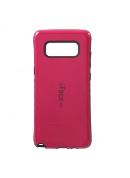 iFace Back Cover for Samsung Galaxy Note 8 - Hot Pink