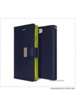 Rich Diary SAM Note9 Navy Blue