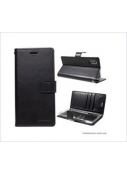 Korean Mercury Bluemoon Diary  Wallet Case For Samsung  Galaxy  S10 5G Black