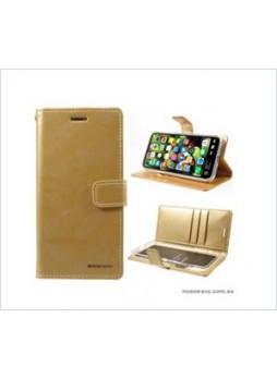 Korean Mercury Bluemoon Diary  Wallet Case For Samsung  Galaxy  S10 5G Gold