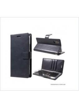 Korean Mercury Bluemoon Diary  Wallet Case For Samsung  Galaxy  S10 5G Navy Blue