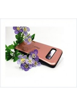 Iface mall  Anti-Shock Case  For Samsung  Galaxy  S10  5G Rose Gold