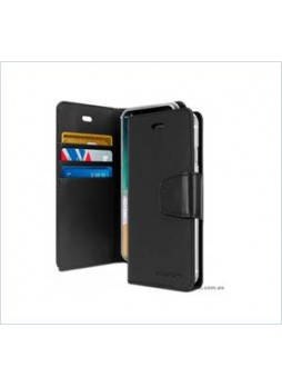 Korean Mercury Sonata Wallet Case For Samsung  Galaxy  S10 5G Black