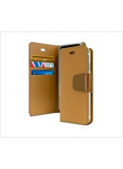 Korean Mercury Sonata Wallet Case For Samsung  Galaxy  S10 5G Brown