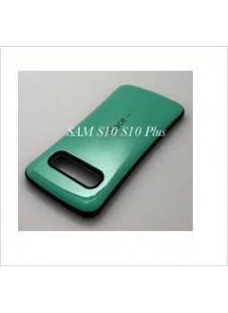 Iface mall  Anti-Shock Case  For Samsung  Galaxy  S10  Plus Mint Green