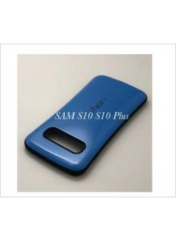 Iface mall  Anti-Shock Case  For Samsung  Galaxy  S10  Plus Blue