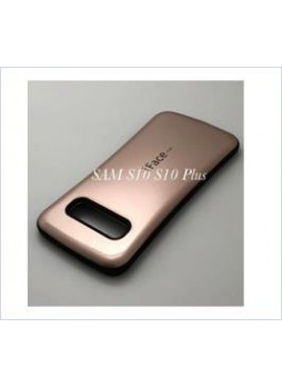 Iface mall  Anti-Shock Case  For Samsung  Galaxy  S10E Rose Gold