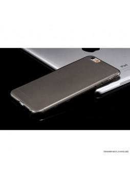 TPU Gel Case Cover for iPhone 7 4.7 inch - Dark Grey