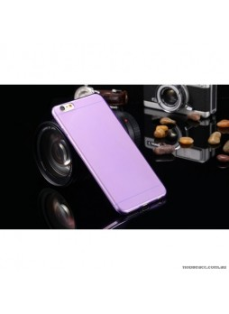 TPU Gel Case Cover for iPhone 7 4.7 inch - Purple
