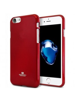 Korean Mercury Pearl iSkin TPU For iPhone 7/8 4.7 inch - Red