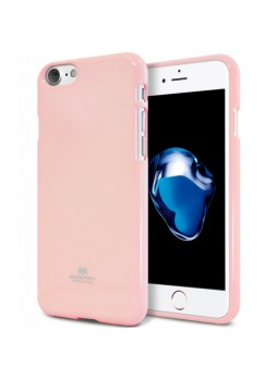 Korean Mercury Pearl iSkin TPU For iPhone 7/8 4.7 inch - Baby Pink