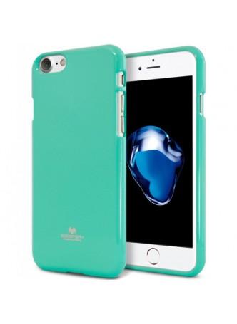 Korean Mercury Pearl iSkin TPU For iPhone 7/8 4.7 inch - Mint