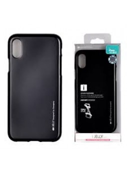 """Korean Mercury  I-Jelly Case For Iphone XR 6.1"""" BLK"""