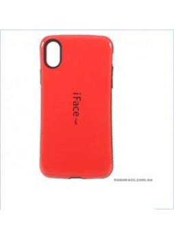 "Iface mall  Anti-Shock Case  For For Iphone XR 6.1""  Red"