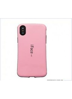 "Iface mall  Anti-Shock Case  For For Iphone XR 6.1""  L.pink"