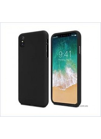 Korean Mercury Soft feeling  Jelly Case For Iphone  XR  6.1'' Black