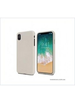 Korean Mercury Soft feeling  Jelly Case For Iphone  XR  6.1'' Stone