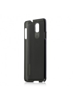 Momax Ultra Thin Clear Breeze Case for Samsung Galaxy Note 3 - Black