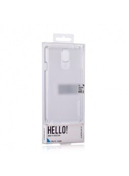 Momax Ultra Thin Clear Breeze Case for Samsung Galaxy Note 3 - White