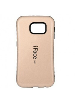 iFace Back Cover for Samsung Galaxy S7 Gold