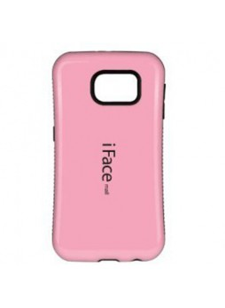 iFace Back Cover for Samsung Galaxy S7 Light Pink