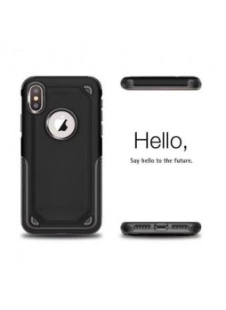 Anti-Shockproof Heavy Duty Case For Iphone XR 6.1' BLK