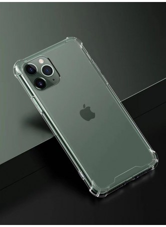 SR Anti Broken Heavy Duty TPU For iPhone12 6.1inch Clear