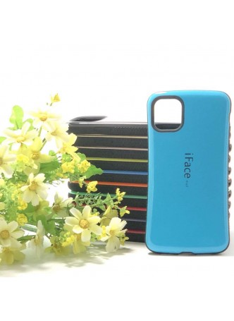 ifaceMall  Anti-Shock Case For iPhone 12 6.7inch  Aqua