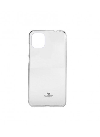 Korean Mercury Jelly Case For iPhone 12 6.7inch  Clear