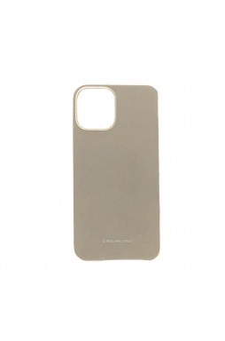 Genuine MOLAN CANO TPU Jelly Case For iPhone 12 6.7inch  Gold