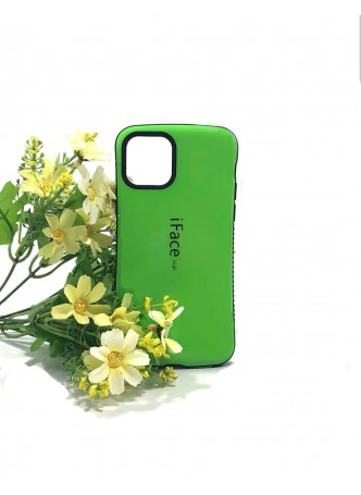 IfaceMall  Anti-Shock Case for iPhone 11 Pro MAX 6.5'  Lime