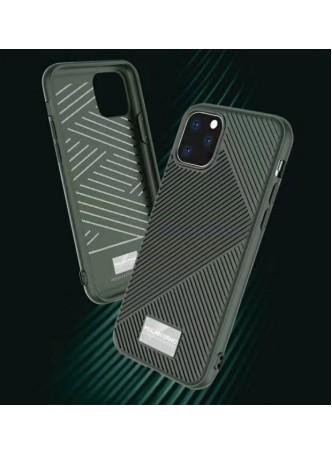 Genuine MOLAN CANO Jelline Bumper Back Case For iPhone11 6.1'  Grey