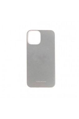 Genuine MOLAN CANO TPU Jelly Case For iPhone 11 6.1inch  Silver